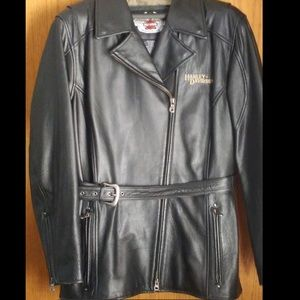 Genuine Harley Davidson Dress Coat